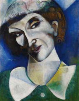 Guggenheim presents Chagall